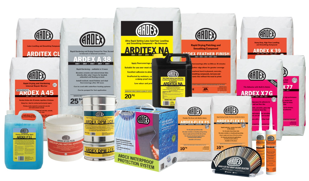ardex-products